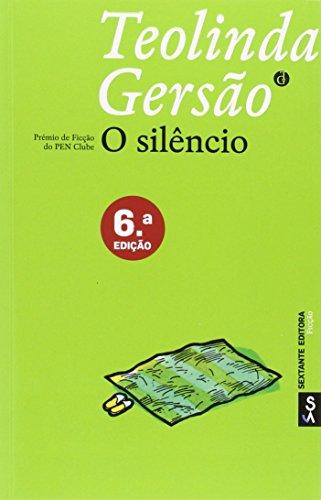 9789898093189: O silêncio