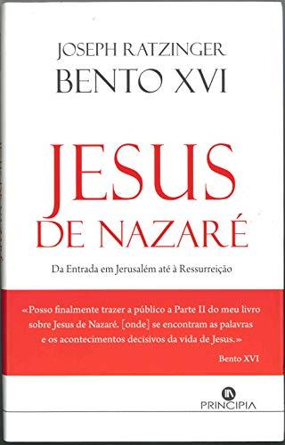 Jesus de Nazare: Bento XVI