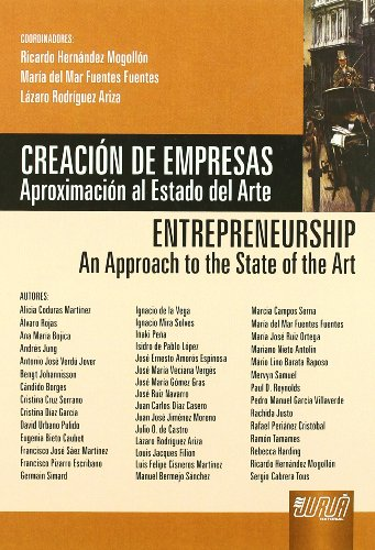 CREACION DE EMPRESAS (Paperback)