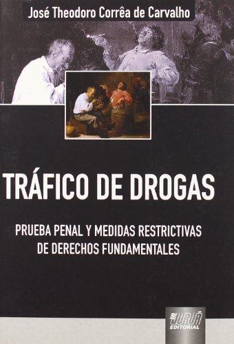 TRAFICO DE DROGAS. PRUEBA PENAL Y MEDIDAS RESTRICTIVAS DE DERECHOS FUNDAMENTALES - JOSE THEODORO CORREA DE CARVALHO