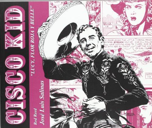 9789898355096: Cisco Kid: Lucy, flor roja y belle