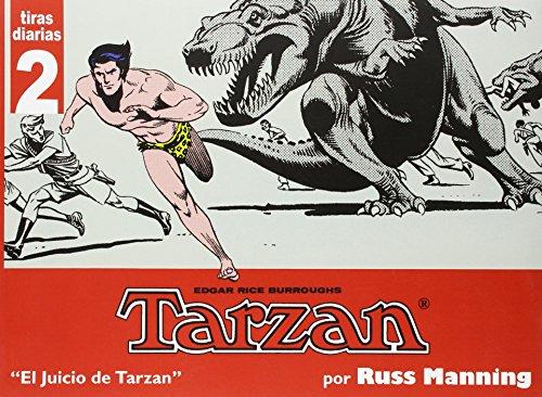 Tarzan. Tiras Diarias 02 (Paperback): RUSS MANNING