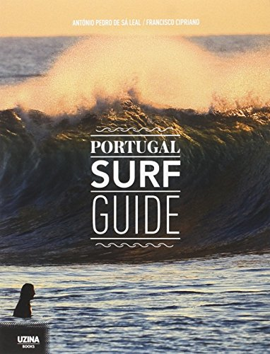 9789898456311: Portugal Surf Guide