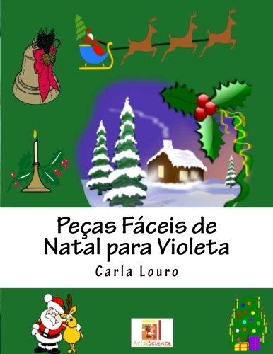 Pecas Faceis de Natal para Violeta (Portuguese: Louro, Carla