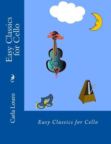 9789898627339: Easy Classics for Cello: with free mp3 download