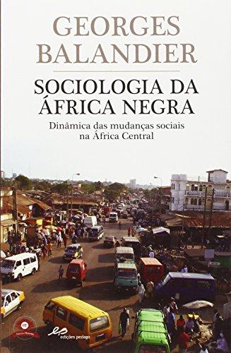9789898655271: Sociologia Da África Negra