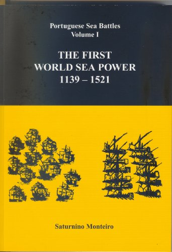 9789899683600: The First World Sea Power 1139-1521