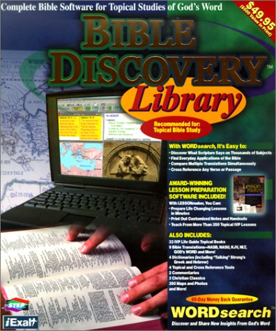 9789900730682: Wordsearch Bible Discovery Library