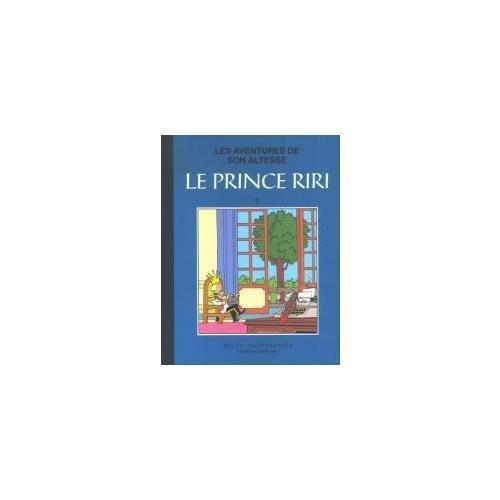 Les aventures de son altesse: Le prince riri(2): Vandersteen, Willy