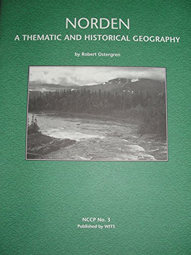 Norden (A Thematic and Historical Geography) [Unknown: Norden (A Thematic