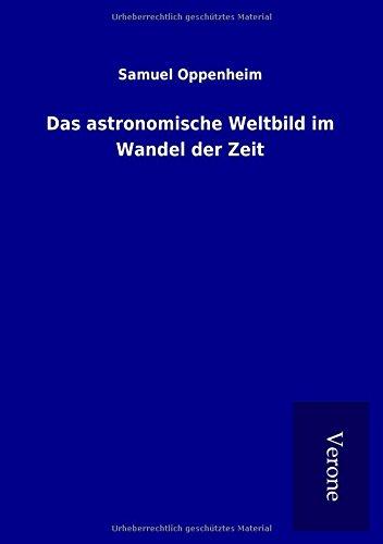 9789925003228: Das astronomische Weltbild im Wandel der Zeit