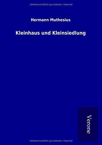 9789925004461: Kleinhaus und Kleinsiedlung