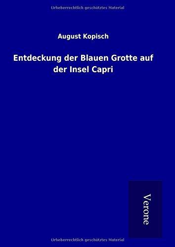 9789925011421: Entdeckung der Blauen Grotte auf der Insel Capri