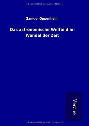 9789925013227: Das astronomische Weltbild im Wandel der Zeit