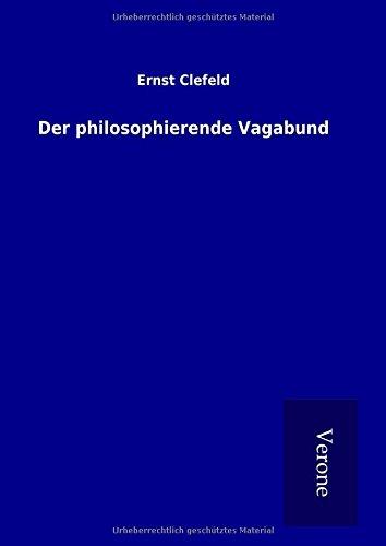 9789925016341: Der philosophierende Vagabund