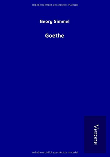 9789925026715: Goethe