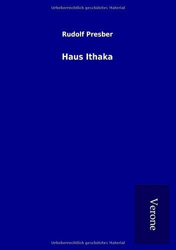 9789925037605: Haus Ithaka