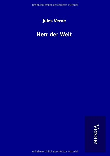 Herr der Welt (Hardback): Jules Verne
