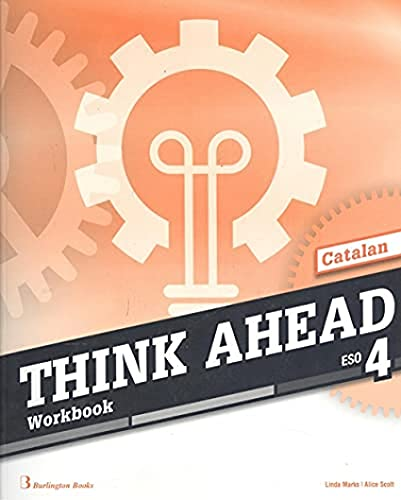 9789925300952: Think Ahead ESO 4. Workbook