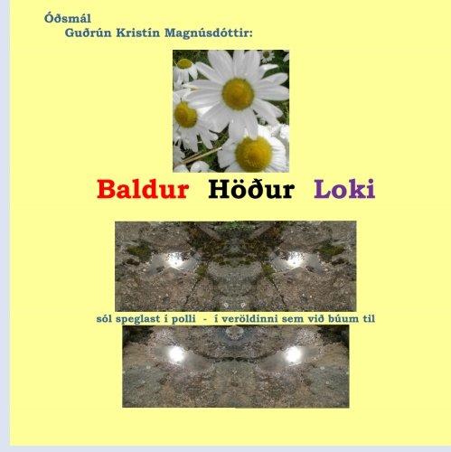 Baldur Höður Loki: Lesum Óðsmál til að: Guðrún Kristín Magnúsdóttir
