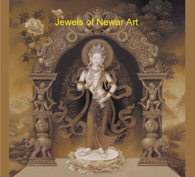 9789937234283: Jewels of Newar Art