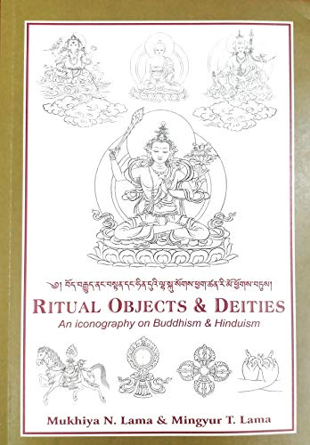 9789937506786: Ritual Objects & Deities: An Iconography on Buddhism and Hinduism