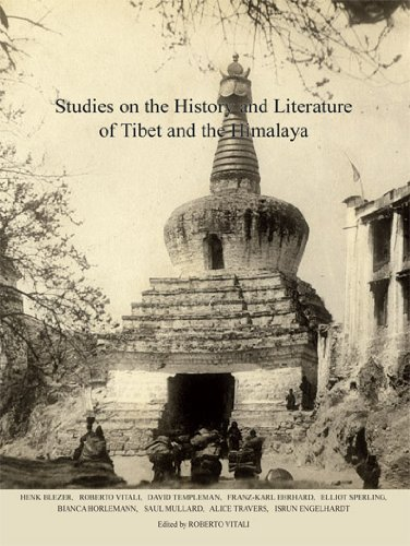 Studies on the History and Literature of Tibet and the Himalaya: Henk Blezer, Roberto Vitali, David...