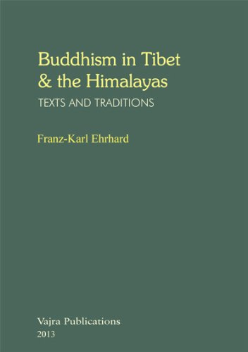 9789937506939: Buddhism in Tibet & the Himalayas: TEXTS AND TRADITIONS