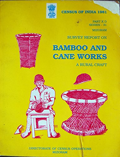 9789937880107: Survey Report on Bamboo and Cane Works a Rural Craft