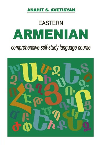 9789939530222: Eastern Armenian Comprehensive Self-Study Language Course