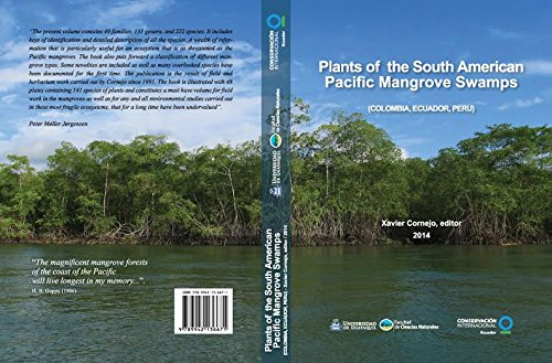 9789942136671: Plants of the South American Pacific Mangrove Swamps (Colombia, Ecuador, Peru)