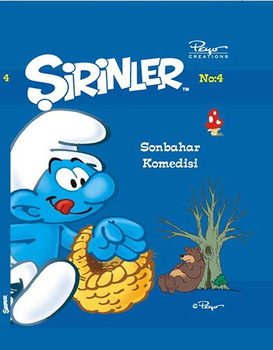 Sirinler 4 - Sonbahar Komedisi: Pierre Culliford