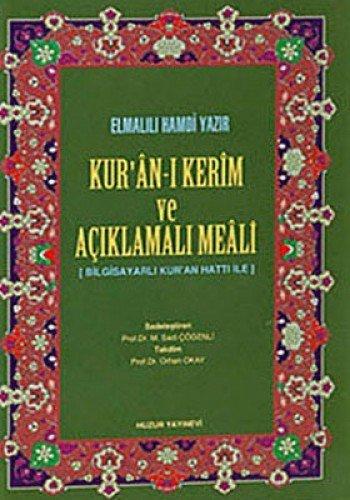 9789944301060: Kuran &#73&#59; Kerim Ve A�iklamali Meali (k���k Boy)