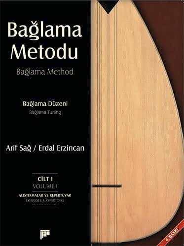 9789944396646: Baglama Metodu - Baglama Düzeni Cilt 1 Arastirmalar ve Repertuvar Cilt 2 Diziler ve Pozisyonlar / Baglama Method - Baglama Tuning Vol.1 Exercises & Repertoire Vol. 2 Scales & Positions