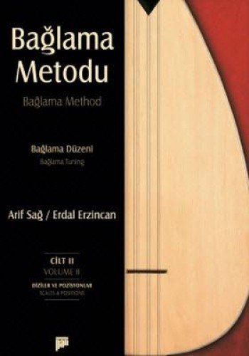 Baglama method, baglama tuning. Vol.1: Exercises & repertoire. Vol. 2: Scales & positions.= Bagla...