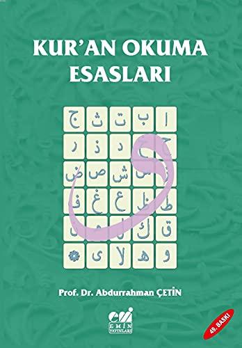 9789944404075: Kur'an Okuma Esaslari