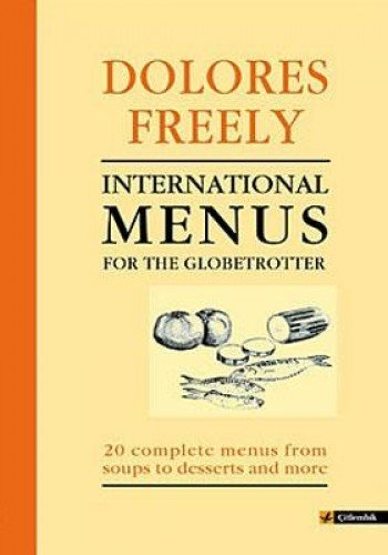 International Menus for the Globetrotter