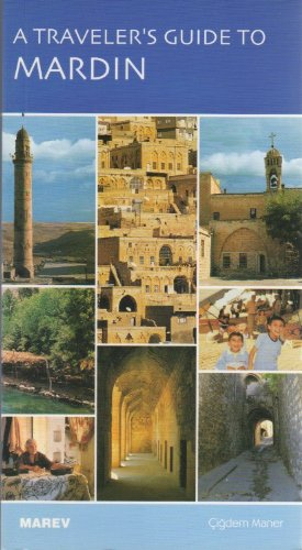 """A Treveler""""s Guide to Mardin: Cigdem Maner"""
