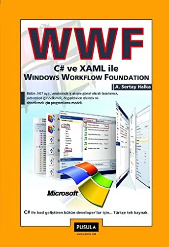 9789944711449: Wwf C# Ve Xaml Ile Windows Worklflow Foundation