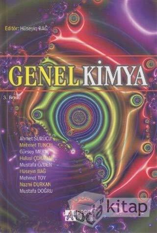 9789944919098: Genel Kimya