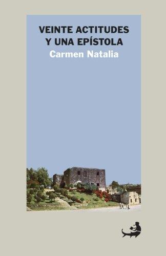 9789945086171: Veinte actitudes y una epístola (Biblioteca de la Literatura Dominicana)