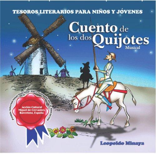 9789945862003: Cuento de los dos Quijotes (Tesoros Literarios para Niños y Jóvenes, Vol. 1)