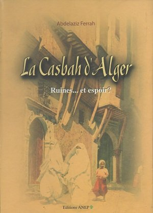 9789947213018: La casbah d'Alger