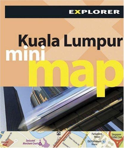 9789948033332: **Kuala Lumpur Mini Map--Annulation** (Mini Maps)