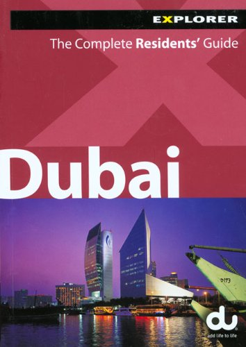 9789948033851: Dubai Complete Residents' Guide