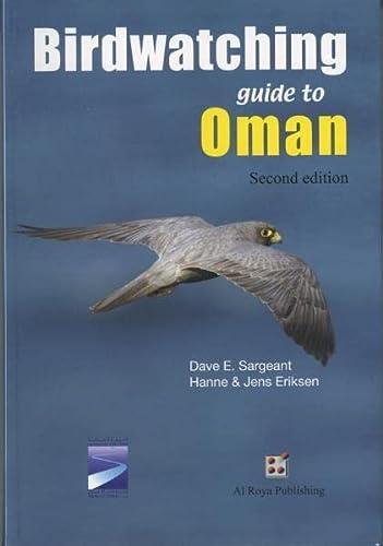 9789948036432: Birdwatching Guide to Oman