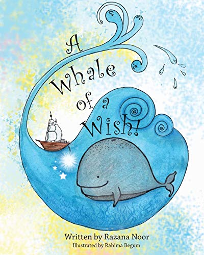 9789948135449: A Whale of a Wish!