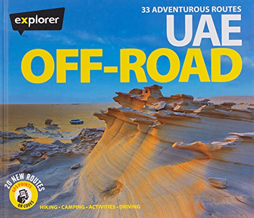 9789948180845: UAE off-Road (Explorer)