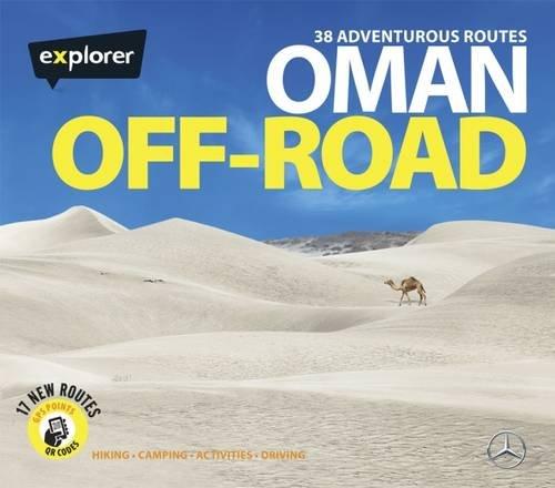 9789948180852: Oman off-Road