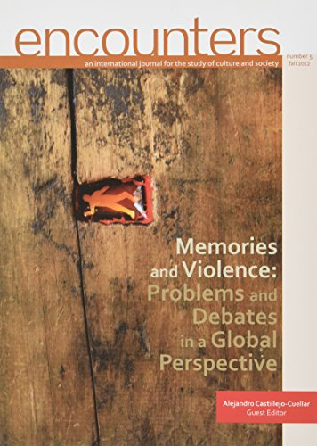 9789948201335: Memories and Violence (Encounters)